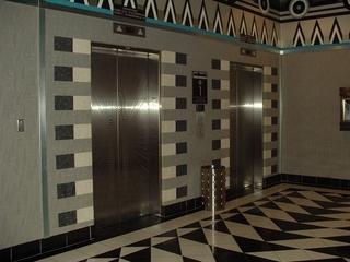 NYNYクライスラータワー・エレベーターホール 2.JPG