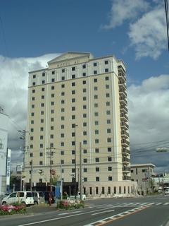 HOTEL AU TOKONAME.JPG